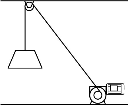 About winches figure 1 - Lifting